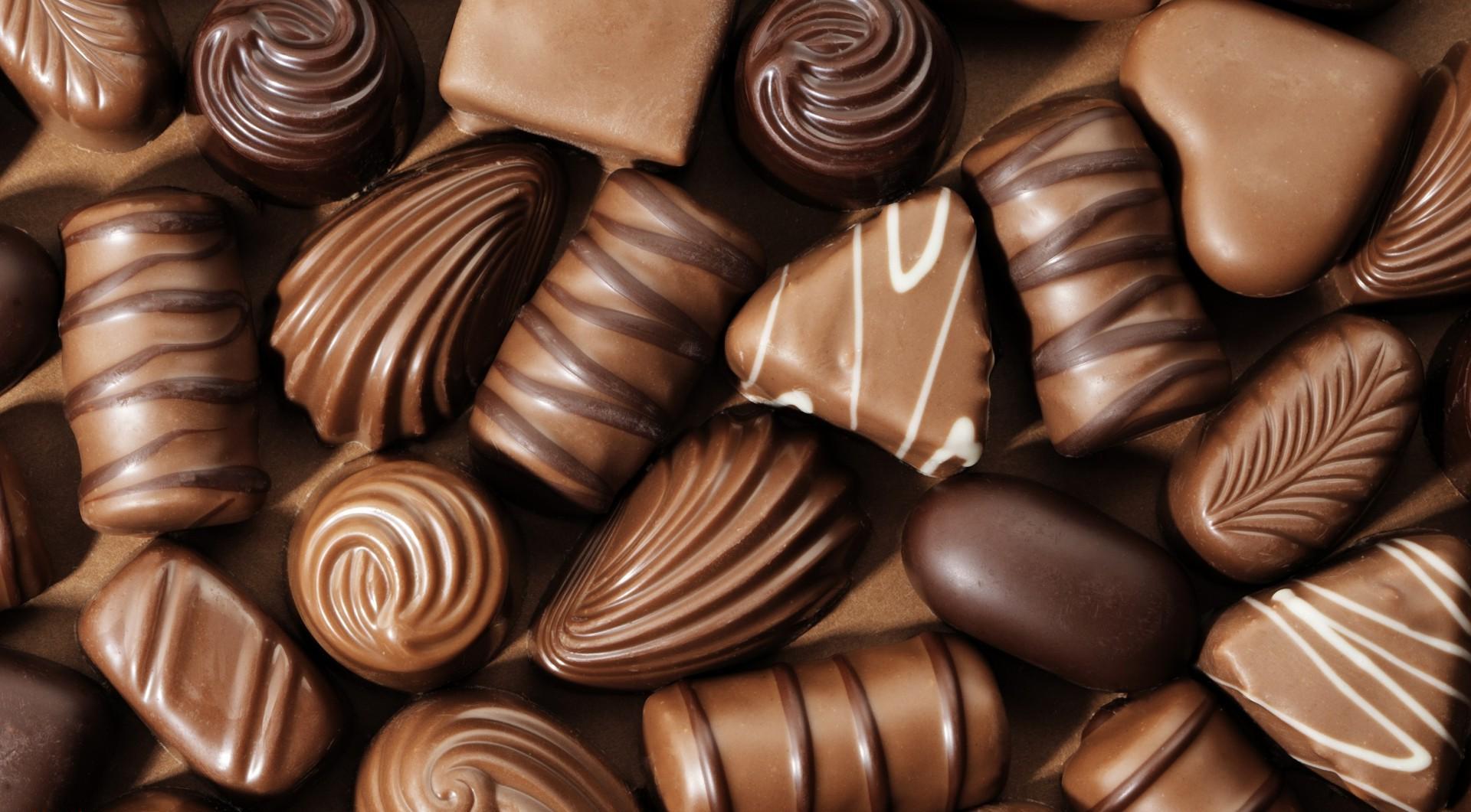 Делаем шоколадные конфеты в домашних условиях