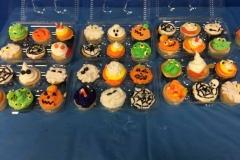 Halloween Cupcake Class