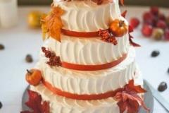 Fall-wed-cake