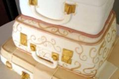 suitcasecake